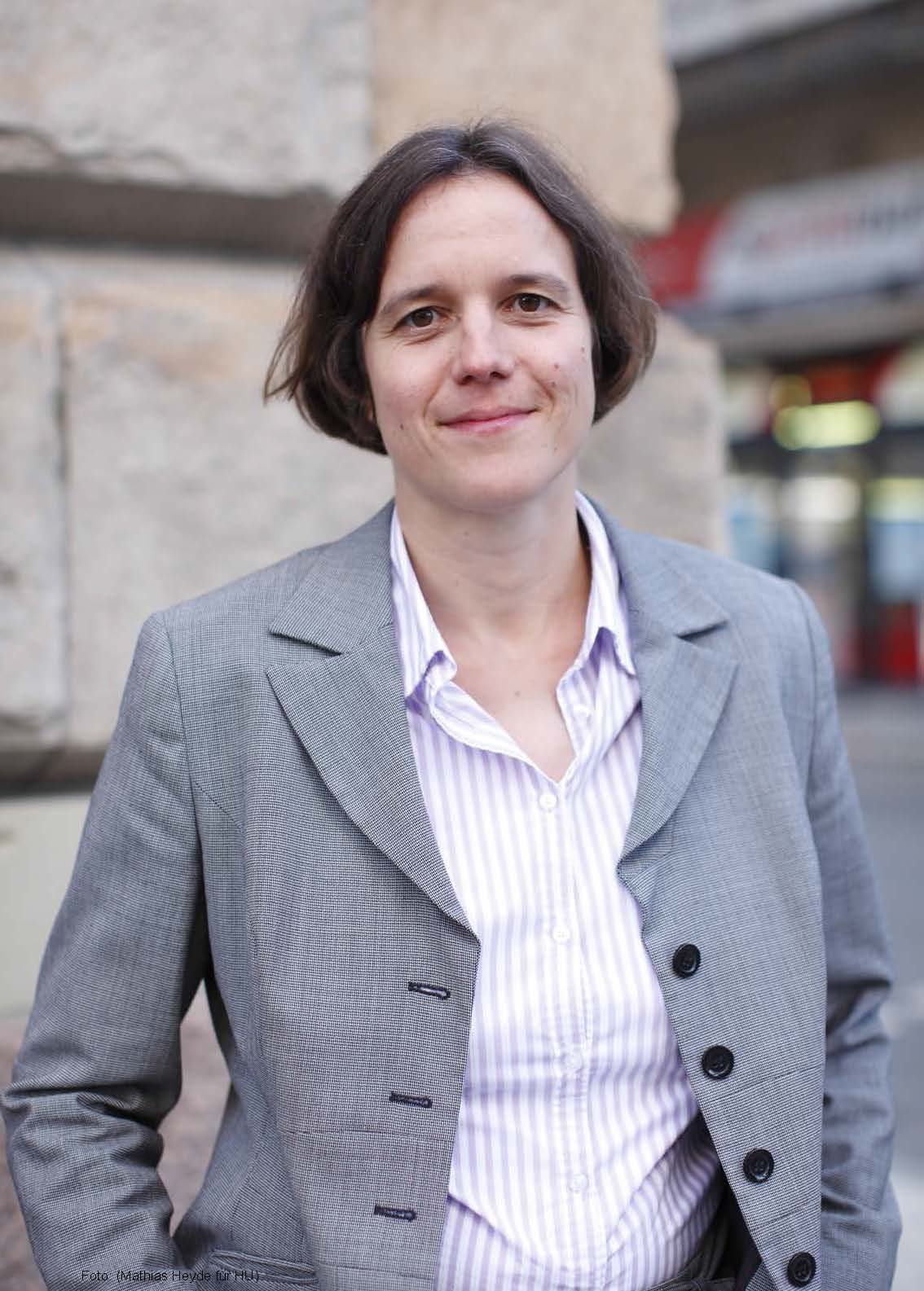 Prof. Dr. Julia von Blumenthal — Innenpolitik der Bundesrepublik