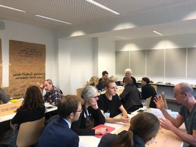 Workshop Social Cohesion