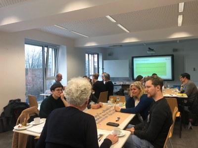 Workshop Social Cohesion 2